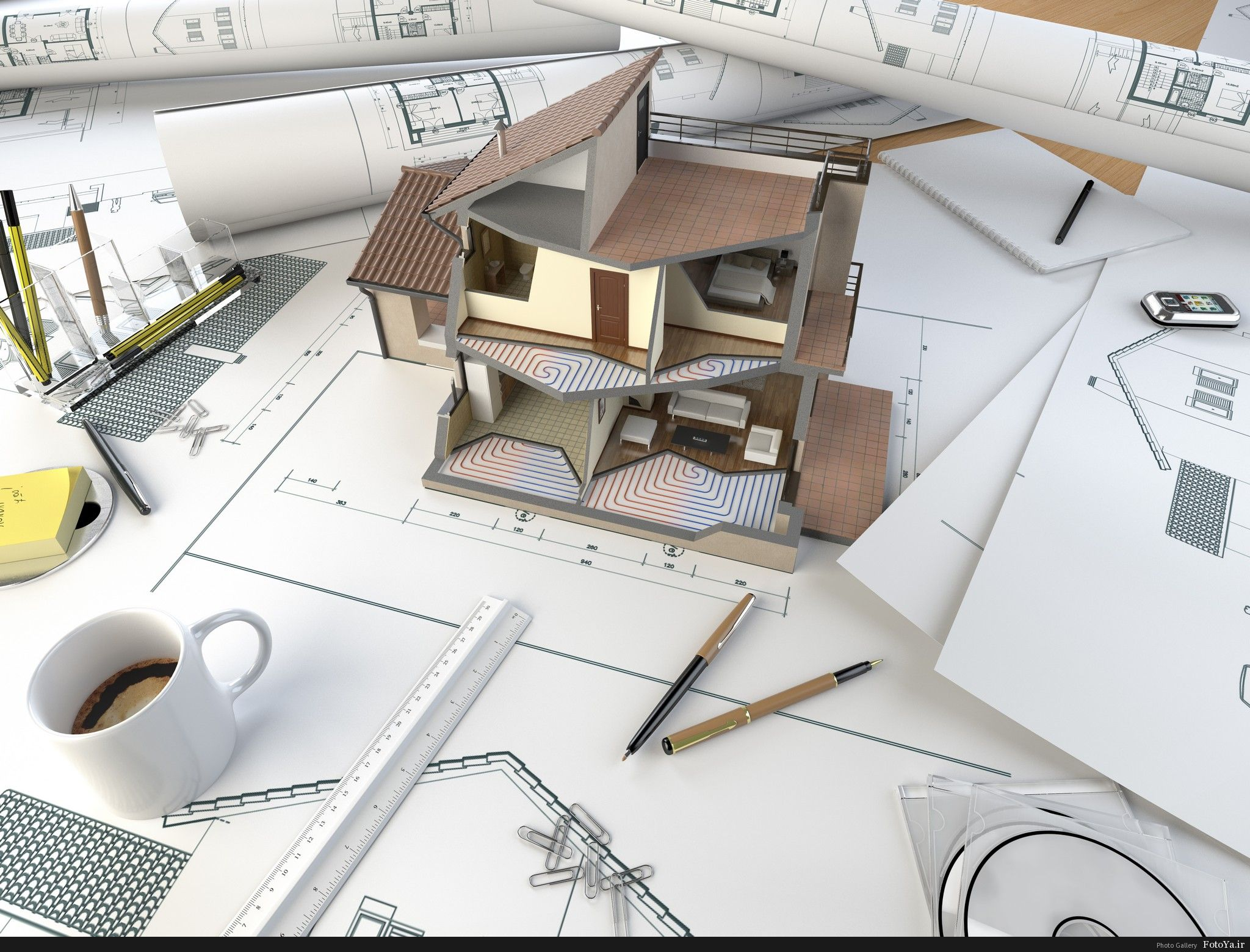 رشته معماری داخلی